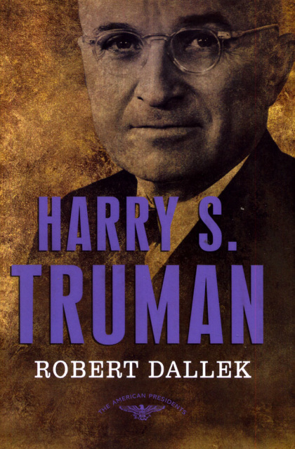 harry s truman the pacifist president